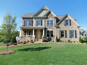 Forsyth homes for sale at Marseille