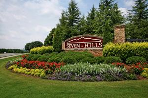 Seven hills Paulding new homes community