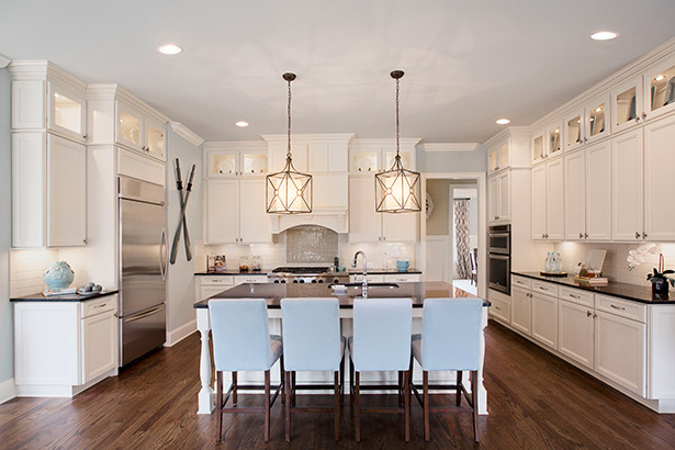 Design gallery edward andrews homes for Kitchen ideas center madison