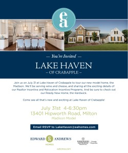 Lake Haven Realtor Event