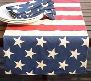 Pottery Barn Table Runner