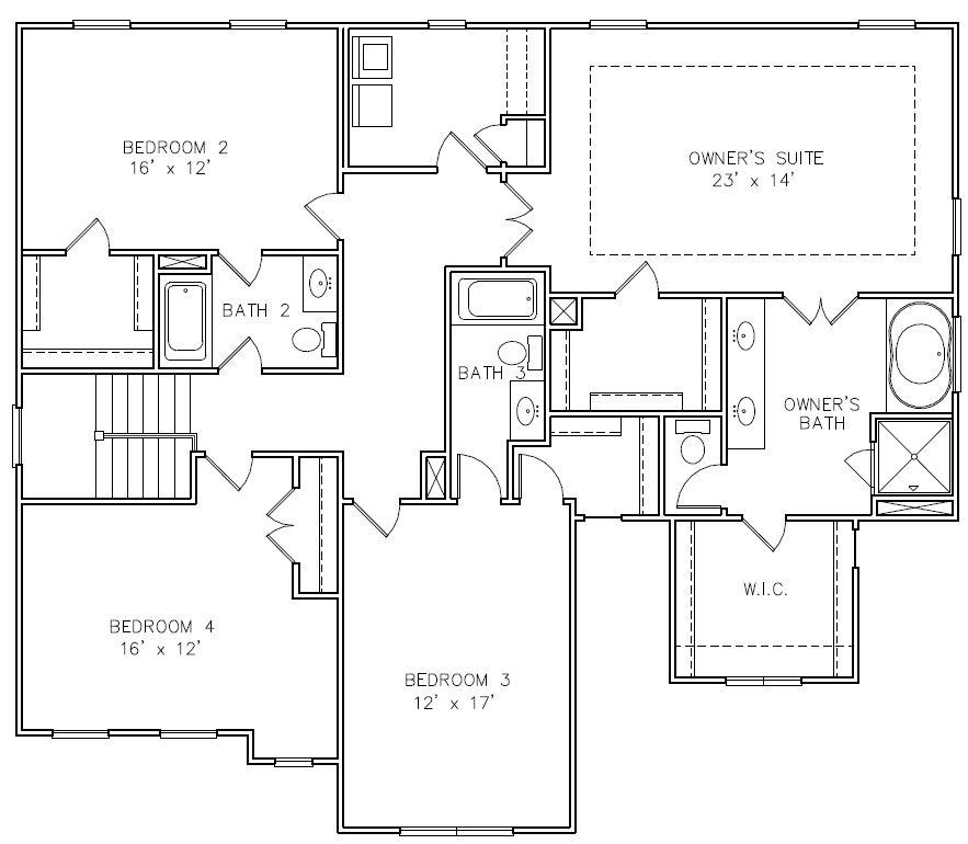 Hamilton-second-floor-042916 Hamilton House Plans on