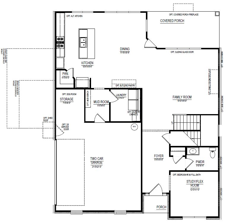 Baldwin somerdale knollwood floorplans edward for Baldwin floor plan