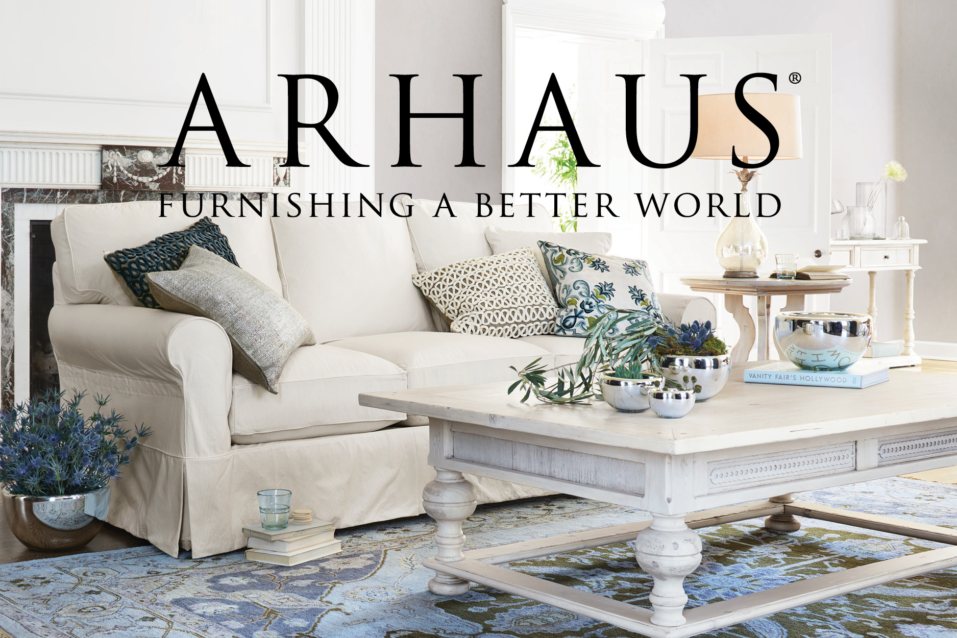 Win Up To 20k For An Arhaus Room Makeover Design Services
