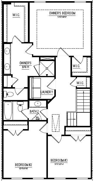 Hartford Harlow Floorplans Edward Andrews Homes