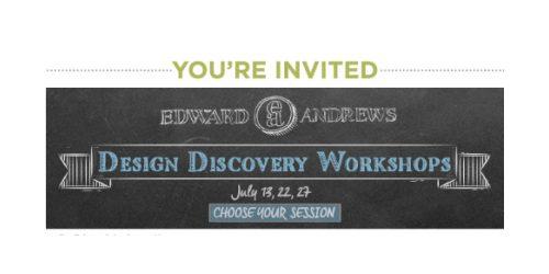 Design-Discovery-Promo Pod
