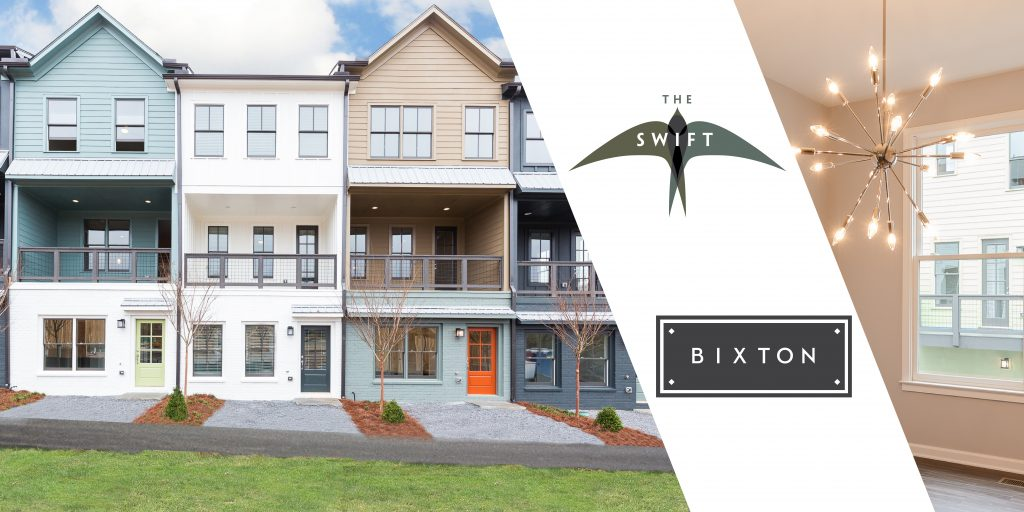 March 10: Model Grand Opening at The Swift & Bixton Sales Center ...