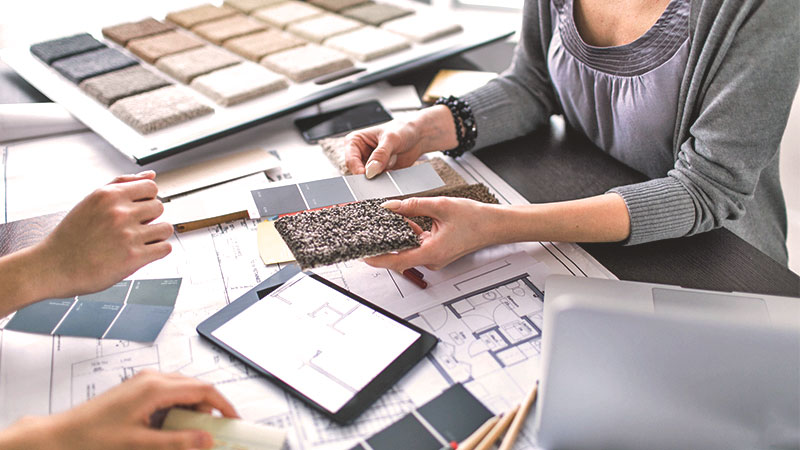 Tips For Working With Your Home Builders Design Center Edward